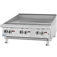 """GARLAND 36"""" Gas Countertop Griddle with Thermostatic Controls"""