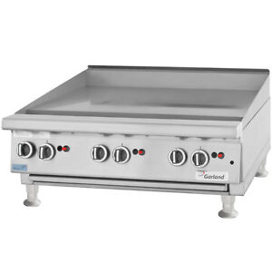 """GARLAND 36"""" Gas Countertop Griddle with Thermostatic Controls Kitchener / Waterloo Kitchener Area image 1"""