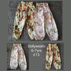 Dollywears 6-7yrs trousers