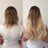 Oakville and Milton Hair Extensions