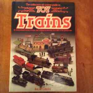 The Collectors all-colour guide to Toy Trains