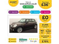 Mini Mini 1.6TD Cooper D Mayfair FROM £36 PER WEEK !
