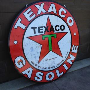 """60"""" Texaco sig"""