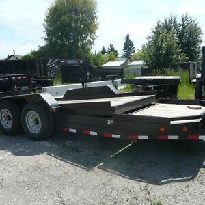 New 2016 Load Trail Tilt Deck Trailer