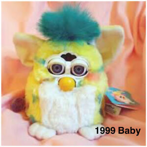 Wanted Vintage Furby's