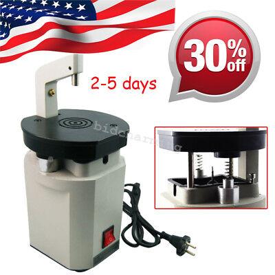 Us Dental Laser Drill Machine Pin System Driller High Speed Motor 7800rpm