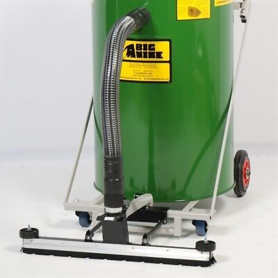 Big Mike Industrial Vacuum Front Mounted Floor Brush-approx 28 Wide.