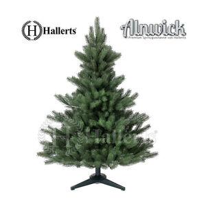 Künstlicher Weihnachtsbaum Spritzguss 120cm Nordmanntanne Christbaum Kunsttanne