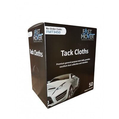Tack Cloth Sheet / Sticky Tak rags  Pack 5-  Body Shop Paint Tak rags Cloths 18