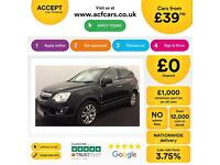 Vauxhall/Opel Antara 2.2CDT FROM £39 PER WEEK.