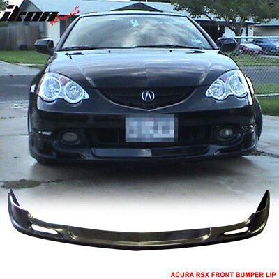 Fits 02-04 Acura RSX Coupe 2Dr Type Sport Front Bumper Lip Spoiler -
