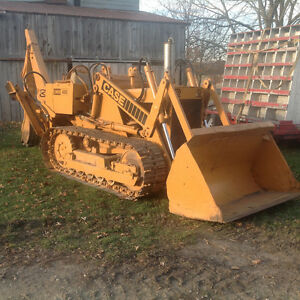 Case 450 CRAWLER LOADER /BACKHOE