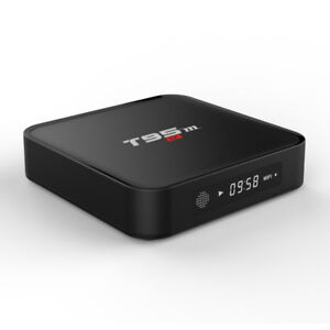 Android TV Box, T95M 2G/8G Android 6.0 Smart TV Box Amlogic S905