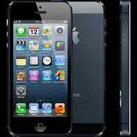 10/10  IPHONE 5 16GB  FACTORY UNLOCKED(WIND TOO) WITH WARRANTY