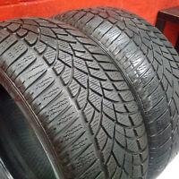 ***WINTER Set of 4 RUNFLAT*** 245/45R18 Dunlop Winter 3D DSST