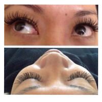 September Eyelash Extension Promotion