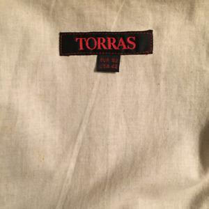 Veston en cuir Torras