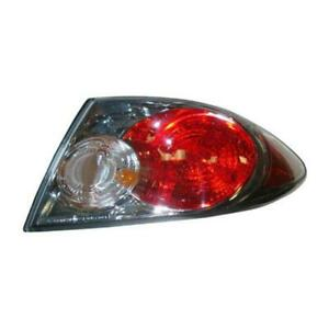 2006-2008 Mazda 6 Passenger Side Outer Tail Light Assembly - NSF Certified ®