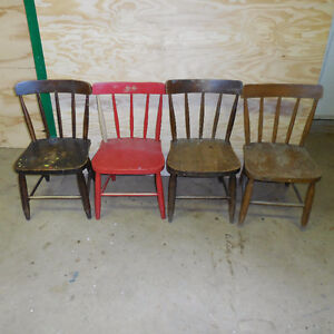 Bass River Chairs For Children