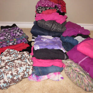 Barnhartvale: Girls LOT Clothes – size 10-14 yrs – 35 items!