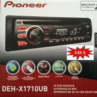 Pioneer  , USB, AUX   IPOD, IPHONE ...,Garante un ans