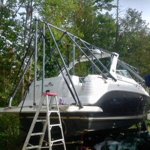 Abri Navigloo pour bateau jusqu'à 33' ( 2013)- négociable