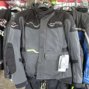 Macna Night Eye Mountain Men's Motorcycle Jacket NEW