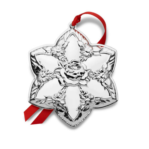 Kirk Repousse 2019 Ornament 11th Edition, Sterling Silver, Brand New in Box