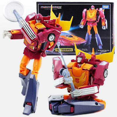 "Transformers Rodimus MP-28 Masterpiece HOT gifts 5""  Figure In Stock TAKARA TOMY"