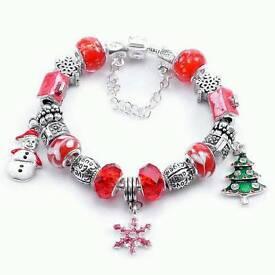 New Christmas bracelet