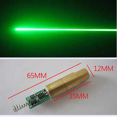 High Quality 100mw Diy 532nm Green Laser Diode Modulegreen Beamlab With Driver