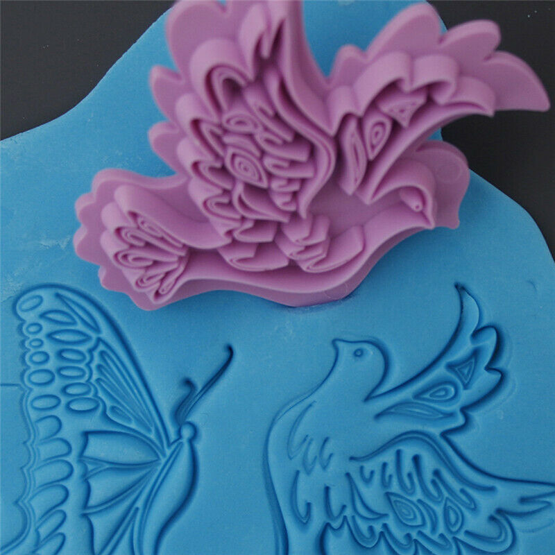 4Pcs%2Fset+Butterfly+Plastic+Cake+Cookie+Cutters+Biscuit+Sugar+Chocolate+Mold+3+OS