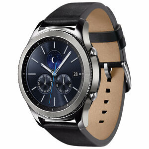 Samsung Gear S3 Classic Smartwatch SM-R770 - NEW Factory Sealed
