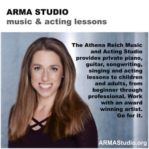 Piano, Voice, Guitar, Ukulele and Acting Lessons Downtown