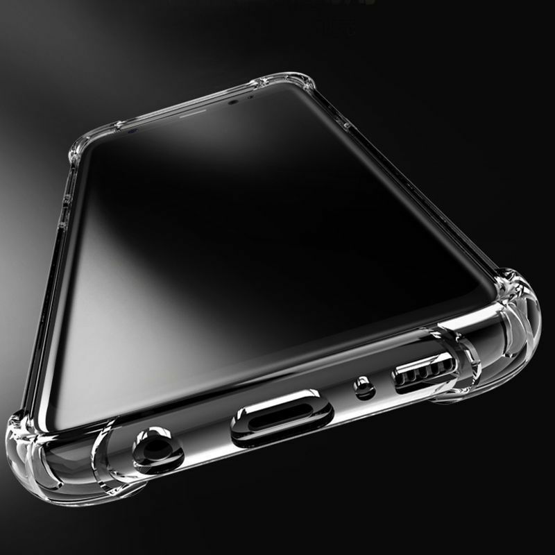For Samsung Galaxy S7 Shockproof Soft Clear Case Phone Cover  *GS7 Cases, Covers & Skins