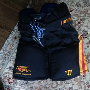 Guelph Gryphons Warrior Hockey Pants - Junior Medium Size