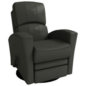 Kidiway Rocker and Leather Glider and reclines Grey(NEW$225.00