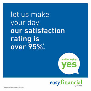 Why easyfinancial?