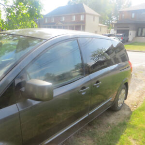 Nissan Quest 2006 Charcoal Prix discutable