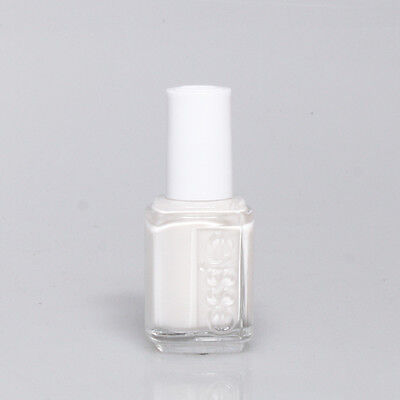 ESSIE Nail Polish, Marshmallow 063, Full Size 0.5oz