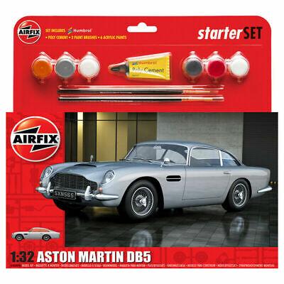 Airfix Aston Martin DB5 DB 5 PKW Starter Set 1:32 Art. A500898 Bausatz