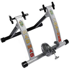 Support d'entrainement magnétique pour vélo