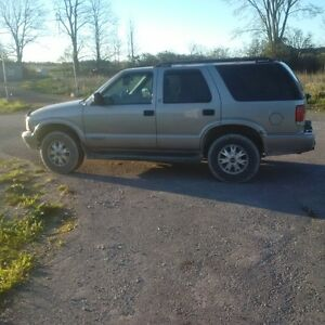 2002 GMC Jimmy SUV, Crossover