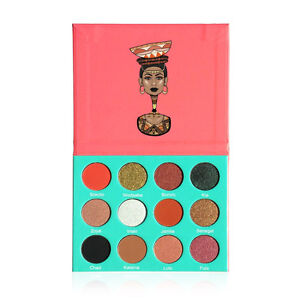 Palette Juvias The Saharan neuf makeup