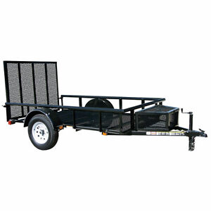 Utility Trailer for sale 2,990lb capacity