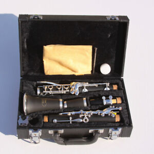 Brand new silver-plated 17 key Clarinet - $189.00