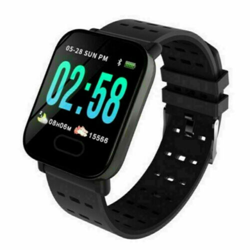 Universal A6 bluetooth Smart Watch Blood Pressure Heart Rate