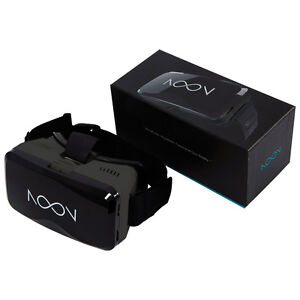 Virtual reality headset with 2 year app subscription (Noon)