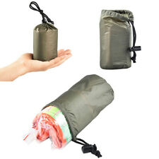 1pc Storage Bag Emergency Sleeping Bag Storage With Drawstring Sack For Camp SJ