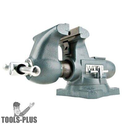 Wilton 28807 6-12 Jaw Width Tradesman Bench Vise 1765 New